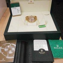 Rolex Day-Date 36 tweedehands 36mm Zilver