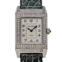 Jaeger-LeCoultre Reverso Duetto White gold 21mm Silver United States of America, Florida, Miami
