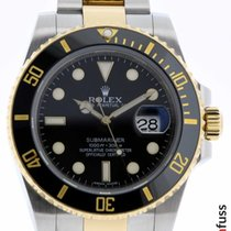 Rolex Submariner Date 116613LN 2011 pre-owned