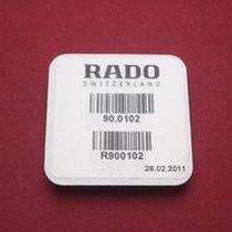 Rado Wasserdichtigkeitsset 0102 für Gehäusenummer 160.0381.3