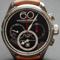 Alexander Shorokhoff 43,5mm Manual winding AS.CR01-4 new