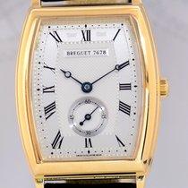 Breguet Heritage Gold 18K Klassiker Automatic Dresswatch B+P