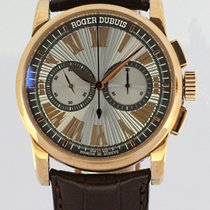 Roger Dubuis Hommage - NEW - with B + P Listprice € 46.000,-
