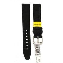 Morellato Leather Like Rubber Strap 18-16mm