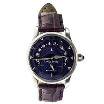Louis Erard 92600AA07 Emotion Automatic Purple Dial Ladies Luxury