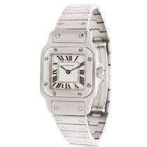 Cartier Santos Galbee W20056D6 Women's Watch in Stainless...