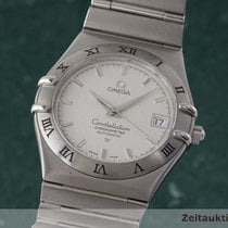 Omega Constellation Chronometer Automatik Herrenuhr 15023000