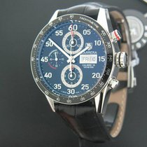 TAG Heuer Carrera Chronograph Automatic Day-Date NEW CV2A10-FC...