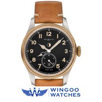 Montblanc 1858 44 MM DUAL TIME Ref. 116479