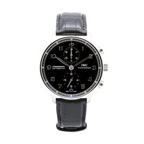 IWC Portuguese Chronograph IW371447 2014 pre-owned
