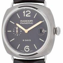 Panerai : Radiomir 8 Days Titanio :  PAM 346 :  Titanium...