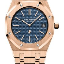 Audemars Piguet 15202OR.OO.1240OR.01.A Royal Oak Extra-Thin Watch