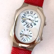 Philip Stein Staal Quartz tweedehands