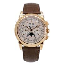 Patek Philippe Ewiger Kalender Chronograph Roségold 5970R-001