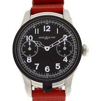 Montblanc Summit Smartwatch 46mm Quartz Red Rubber Strap