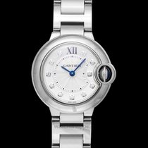 Cartier Ballon Bleu 28mm WE902073 new