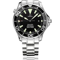 Omega Seamaster Diver 300 M pre-owned Steel