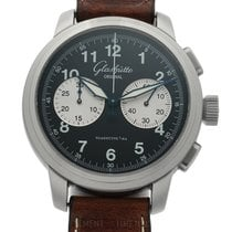 Glashütte Original Senator Navigator Chronograph 39-34-07-07-04 2011 pre-owned
