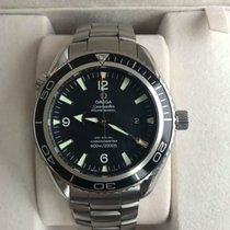Omega 2200.50.00 Staal 2007 Seamaster Planet Ocean 45.5mm tweedehands