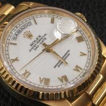Rolex Day-Date 36 usado 36mm Ouro amarelo
