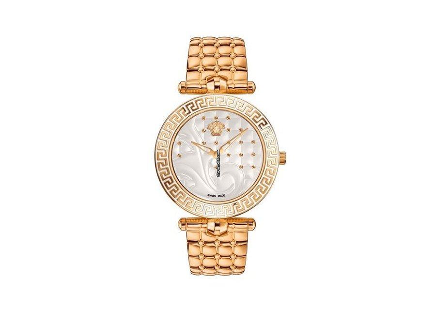 Versace Damenuhr Vanitas VK7240015 za 633 € k prodeji od Trusted Seller na  Chrono24 8fa715b2327