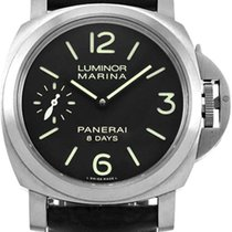 Panerai Luminor Marina 8 Days new 44mm Steel