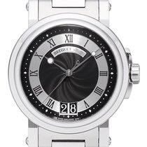 Breguet 39mm Automatic new Marine Black