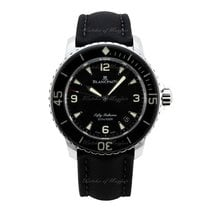 Blancpain Steel 45mm Automatic 5015-1130-52A new Australia, Melbourne
