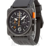 Bell & Ross BR 03-94 Chronographe Steel 42mm Black United States of America, New York, Hartsdale