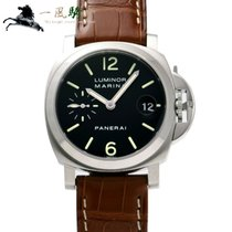 Panerai Luminor Marina Automatic Stal 40mm Czarny