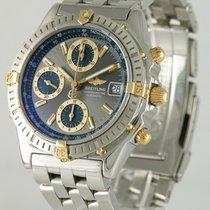 Breitling Chronomat Gold/Stahl 39mm Blau Deutschland, Heilbronn