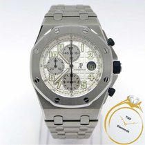 Audemars Piguet Royal Oak Offshore Chronograph 42mm Silver United States of America, Pennsylvania, Philadelphia