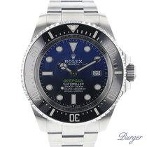 Rolex Sea-Dweller Deepsea 126660 2018 pre-owned