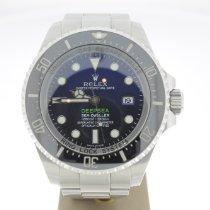 Rolex Sea-Dweller Deepsea 116660 Very good Steel 44mm Automatic