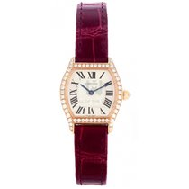 Cartier new Manual winding 30mm Rose gold