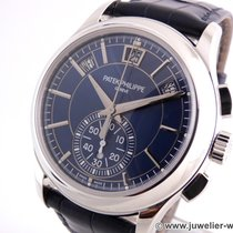 Patek Philippe Annual Calendar Chronograph 5905P-001 2019 pre-owned