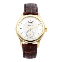 Chopard pre-owned Manual winding 38mm Silver 3 ATM