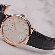 A. Lange & Söhne Rose gold 38.5mm Automatic 380.032 pre-owned