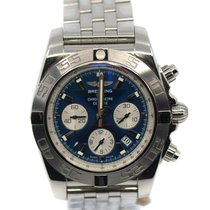 Breitling Steel 44mm Automatic AB011011 pre-owned United States of America, New York, New York