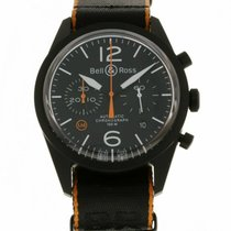 Bell & Ross BR V1 41mm Black Arabic numerals United States of America, Florida, Sarasota