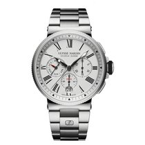 Ulysse Nardin Marine Chronograph 15331507M/40 new