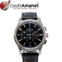 Zenith Otel 42mm Cronograf 03.2119.400/22.C720 folosit România, Bucharest