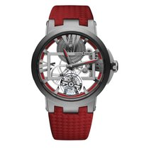 Ulysse Nardin Executive Skeleton Tourbillon Titanium 45mm Red United States of America, Florida, Miami