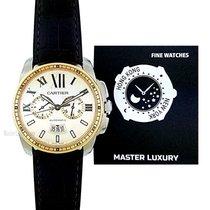 Cartier Calibre de Cartier Chronograph W7100043 2020 new