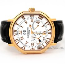 Daniel Roth Rose gold 41mm Automatic 110.Y.50 pre-owned United States of America, Florida, Aventura