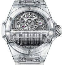 Hublot MP Collection neu 2020 Handaufzug Uhr mit Original-Box und Original-Papieren 911.JX.0102.RW