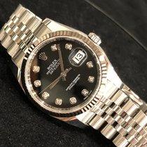 Rolex Datejust nuevo 2018 Automático Reloj con estuche y documentos originales 116234