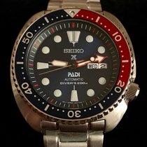 Seiko Prospex Steel 45mm Blue No numerals United States of America, Illinois, Des Plaines