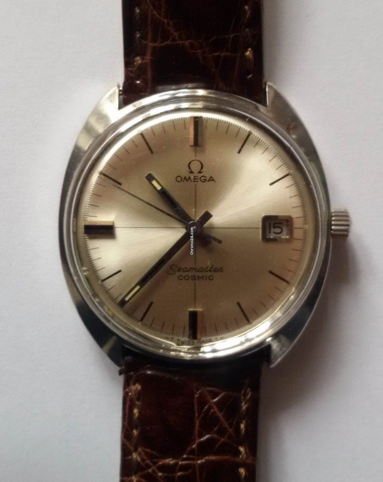 Omega Seamaster Cosmic Tool 107 For 708 For Sale From A Private