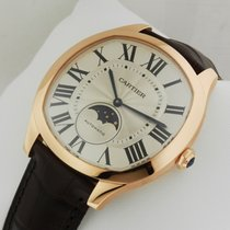 Cartier Drive de Cartier wgnm0008 18kt Rose Gold Moonphase NEW